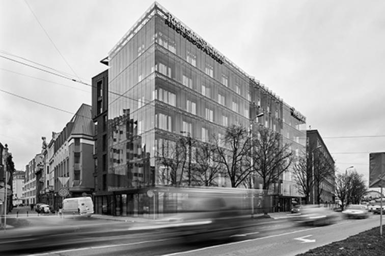 Wellton Hotels Building